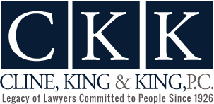 Columbus, Indiana Automobile Crash Accident Attorneys | Law Firm of Cline, King & King, P.C.